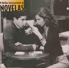 CD - O Melhor Internacional de Novelas -  Capítulo 2