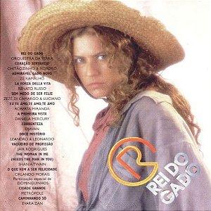 CD -  O Rei Do Gado - Nacional