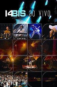 DVD - 14 BIS AO VIVO