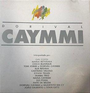 CD - Coleção Grandes Autores - Dorival Caymmi (Vários Artistas)