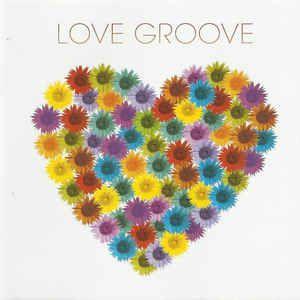 CD - Love Groove (Vários Artistas)