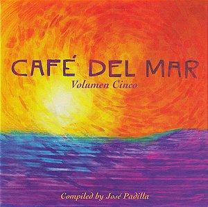 CD - Café del Mar Vol. 5
