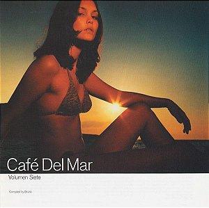 CD - Café del Mar -  Volume Sete