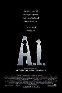 DVD - A.I - Inteligência Artificial