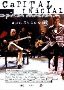 DVD - Capital Inicial (2000) - Acústico MTV