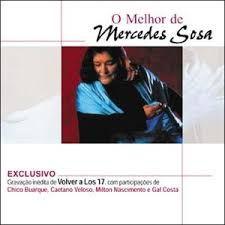 CD - O Melhor de Mercedes Sosa