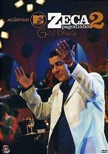 DVD - Acústico MTV - Zeca Pagodinho 2 - Gafieira