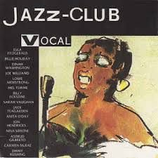 CD - Various - Jazz Club Vocal - IMP