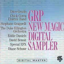 Various - GRP New Magic Digital Sampler