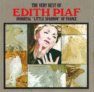 Edith Pìaf - The Very Best of Edith Pìaf