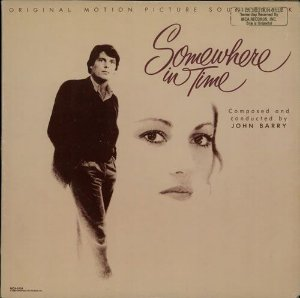 CD - John Barry ‎– Somewhere In Time (Original Motion Picture Soundtrack)