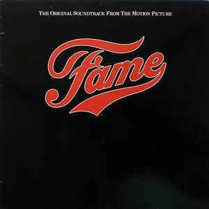 CD - Various - Fame The Original Soundtrack From The Motion Picture ¹