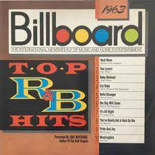 CD - Various - Billboard Top R&B Hits 1963 - IMP