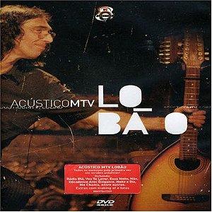 DVD - Lobão - Acústico MTV