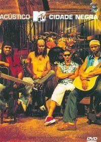 DVD - Cidade Negra - Acústico MTV
