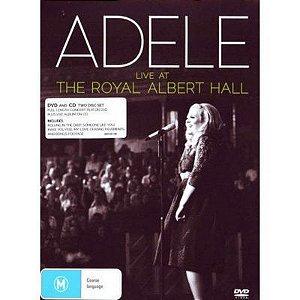 DVD - Adele - Live at the Royal Albert Hall CD + DVD (Digipack)
