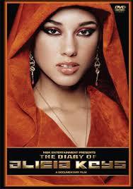 DVD - Alicia Keys – The Diary Of Alicia Keys