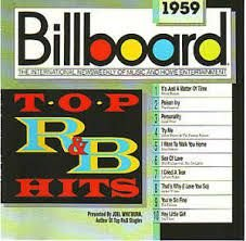 Various - Billboard Top R&B Hits 1959