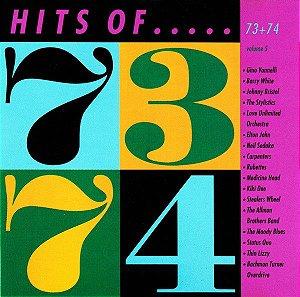Various – Hits Of 73 + 74