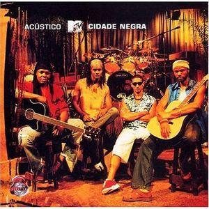 CD - Cidade Negra - Acústico MTV