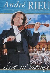 DVD - André Rieu - Live in Vienna