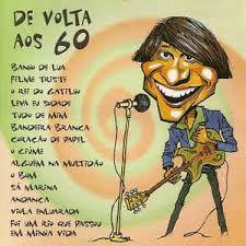 CD - De Volta Aos 60 (Vários Artistas)