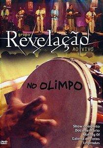 DVD - Grupo Revelação - Ao Vivo no Olimpo
