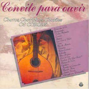 CD – Os Coroas - Choros Chorinho Chorões