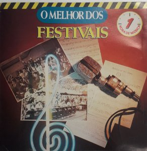 CD - Various - O Melhor Dos Festivais