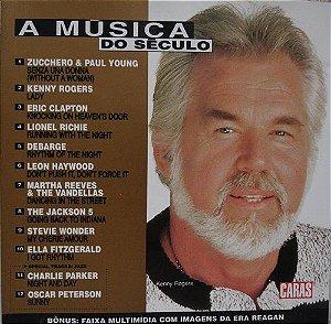 CD - Coleção A Música do Século CARAS - Volume 12 (Vários Artistas)