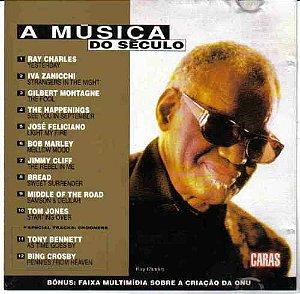 CD - Coleção A Música do Século CARAS - Volume 20 (Vários Artistas)