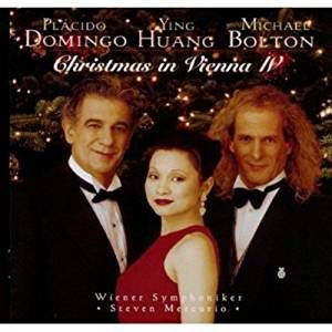 Christmas In Vienna IV - Wiener Symphoniker - Domingo Placido, Ying Huang e Michael Bolton