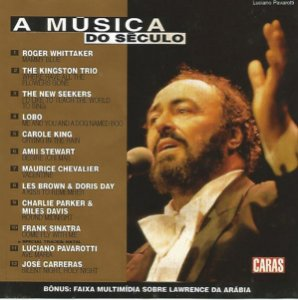 CD - Various - A Música do Século - Volume 50