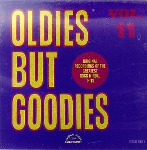 CD - Various ‎– Oldies But Goodies - Vol. 11 - IMP