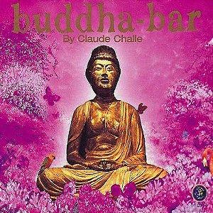 CD - Buddha-Bar - Claude Challe -  box  ( DUPLO IMPORTADO )