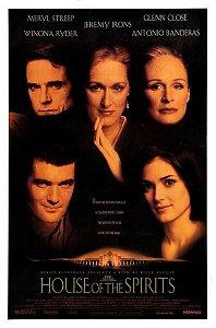 DVD - A Casa dos Espíritos