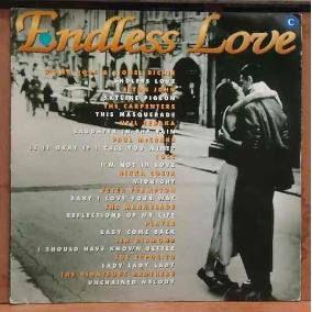 CD - Endless Love (Vários Artistas)