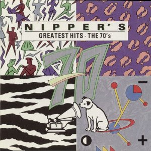CD - Various – Nipper's Greatest Hits - The 70's - IMP