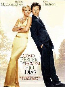 DVD - Como perder um homem em 10 dias ( How to lose a guy in 10 days )