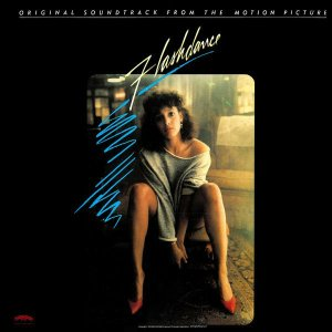 CD - Various -  Flashdance - (Original Soundtrack From The Motion Picture) - IMP