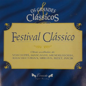 Various - Festival Clássico - Os Grandes Clássicos