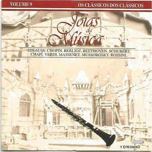 CD - Various – Jóias da Música - Volume 9