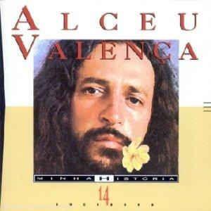 CD - Alceu Valença - Minha História - 14 Sucessos