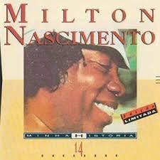 CD - Milton Nascimento - Minha História