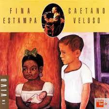 CD - Caetano Veloso – Fina Estampa - Ao Vivo