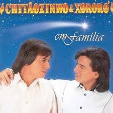 CD - CHITÃOZINHO & XORORÓ - EM FAMILIA