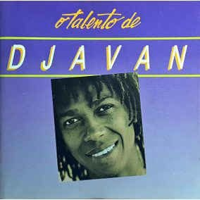 CD - Djavan – O Talento De Djavan