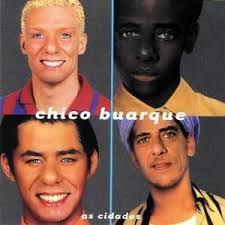 CD - Chico Buarque - As Cidades