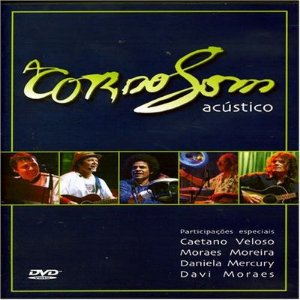 DVD - A Cor do Som - Acústico