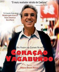 DVD - Coração Vagabundo - Uma viagem com Caetano Veloso